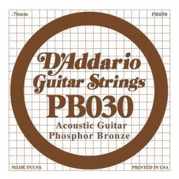 D'Addario DPB-030