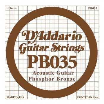 D'Addario DPB-035