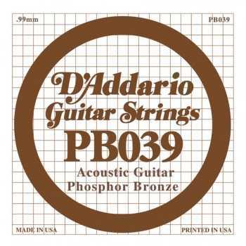 D'Addario DPB-039