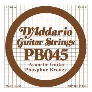 D'Addario DPB-045