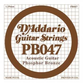 D'Addario DPB-047