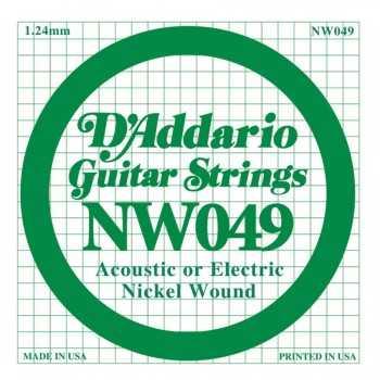 D'Addario DNW-049