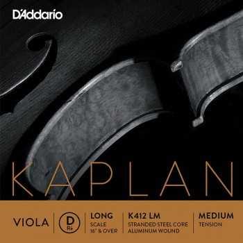 D'Addario KA412-LM