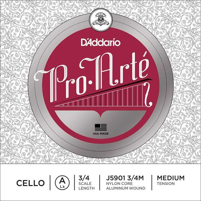 D'Addario J5901-34M
